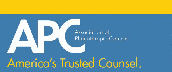 APC Association of Philanthropic Counsel