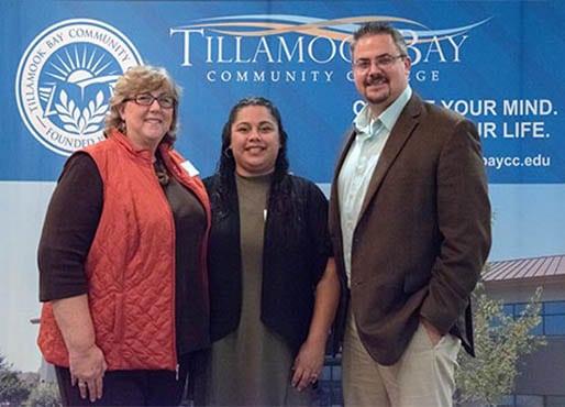 tillamook bay community college foundation